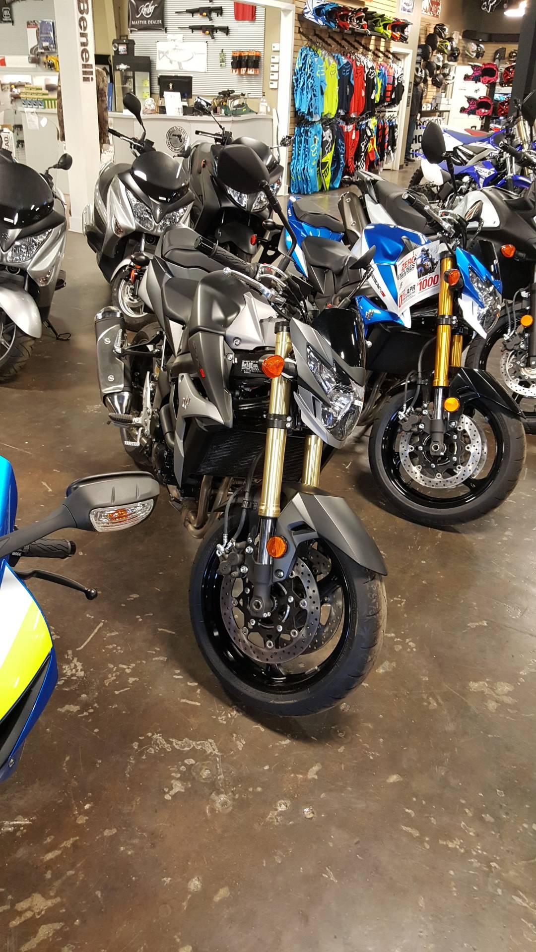 2015 Suzuki GSX-S750 for sale 26013
