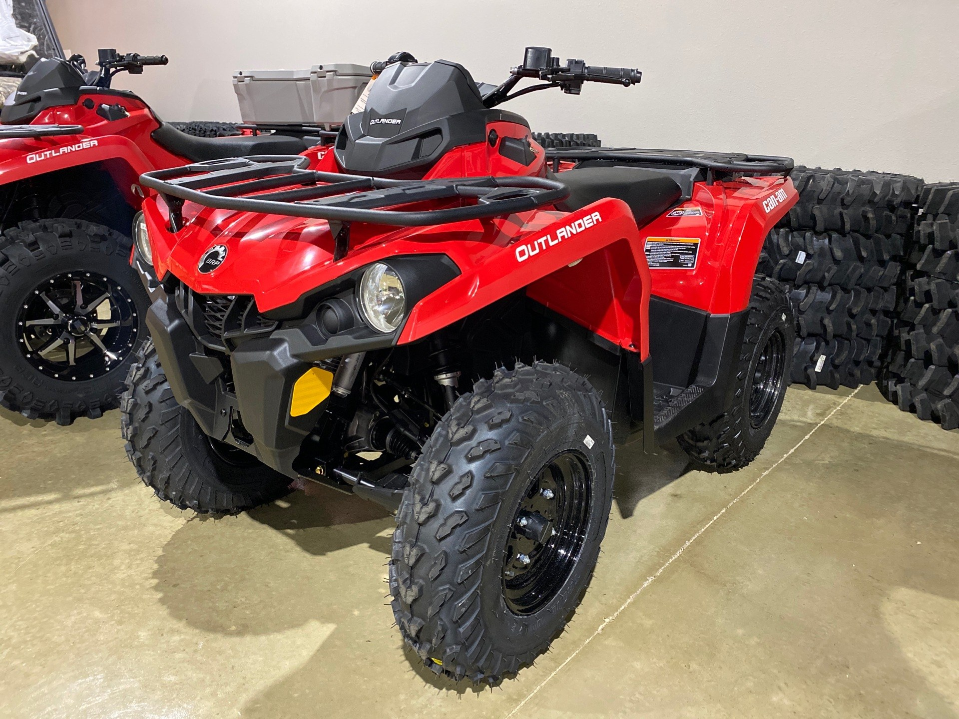 2021 Can-Am Outlander 450 in Tyler, Texas - Photo 1