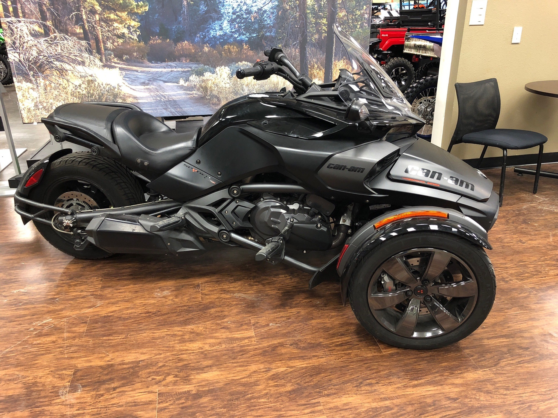 2016 Can-Am Spyder F3-S Special Series in Tyler, Texas