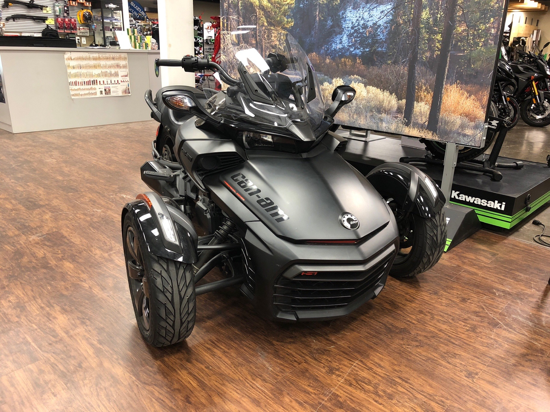 2016 Can-Am Spyder F3-S Special Series in Tyler, Texas - Photo 2