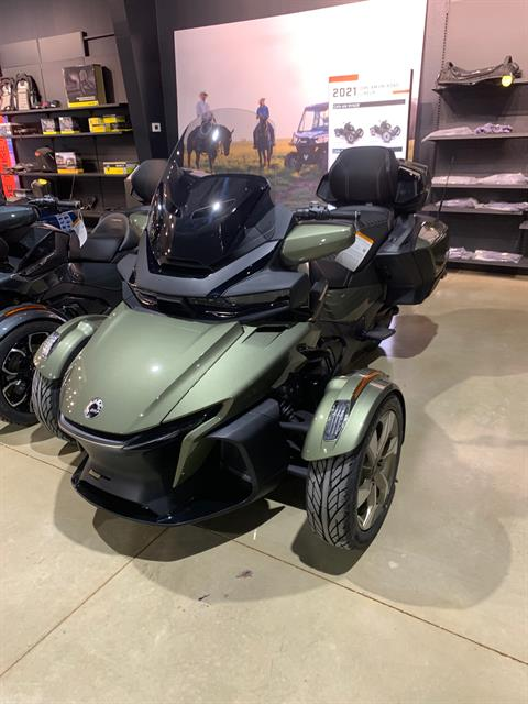 2021 Can-Am Spyder RT Sea-to-Sky in Tyler, Texas - Photo 1