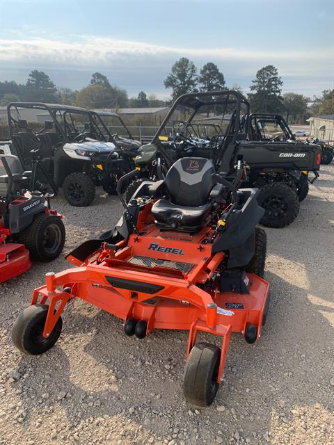 2020 Bad Boy Mowers Rebel 61 in. Kawasaki FX 35 hp in Tyler, Texas - Photo 1