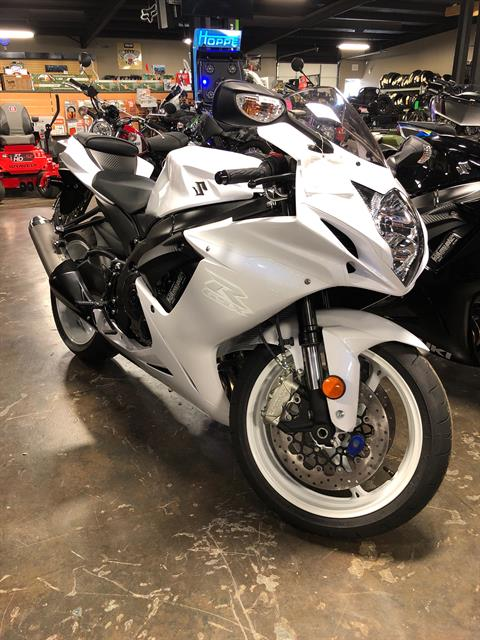 2019 Suzuki GSX-R600 in Tyler, Texas - Photo 1