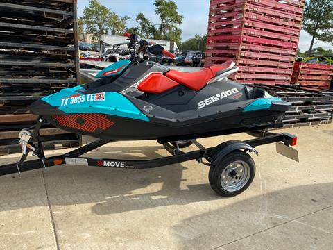 2018 Sea-Doo Spark Trixx 2up iBR in Tyler, Texas - Photo 1