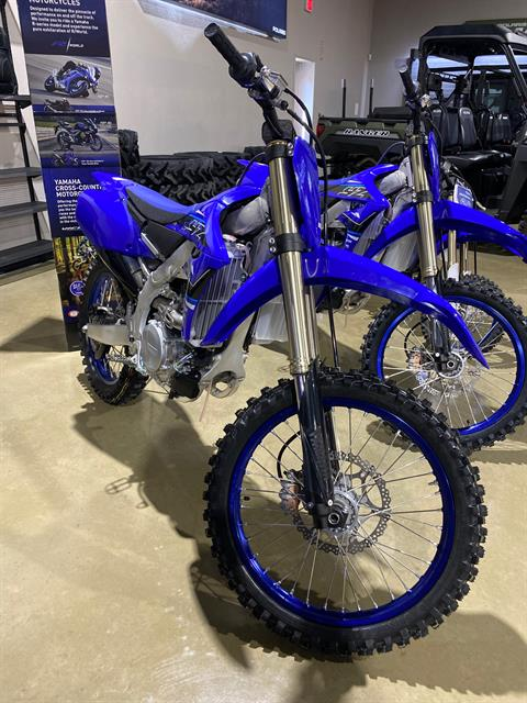 2021 Yamaha YZ450F in Tyler, Texas - Photo 1