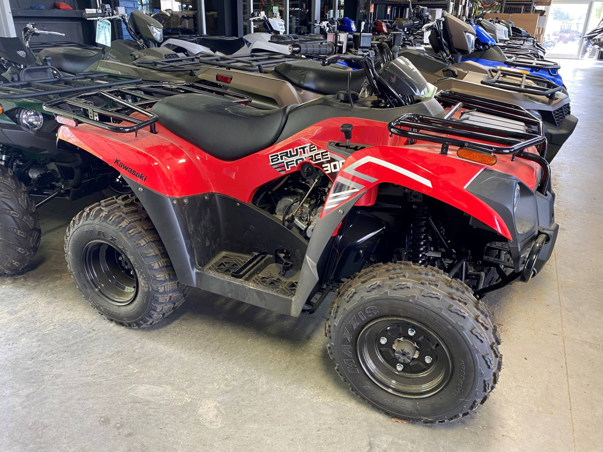 2020 Kawasaki Brute Force 300 in Tyler, Texas - Photo 1