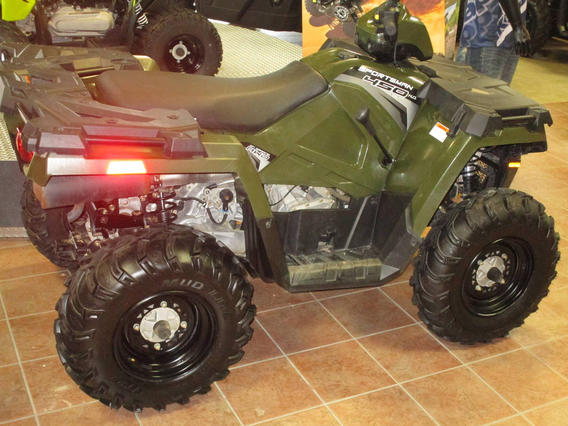 2017 Polaris Sportsman 450 H.O. in Conroe, Texas - Photo 1