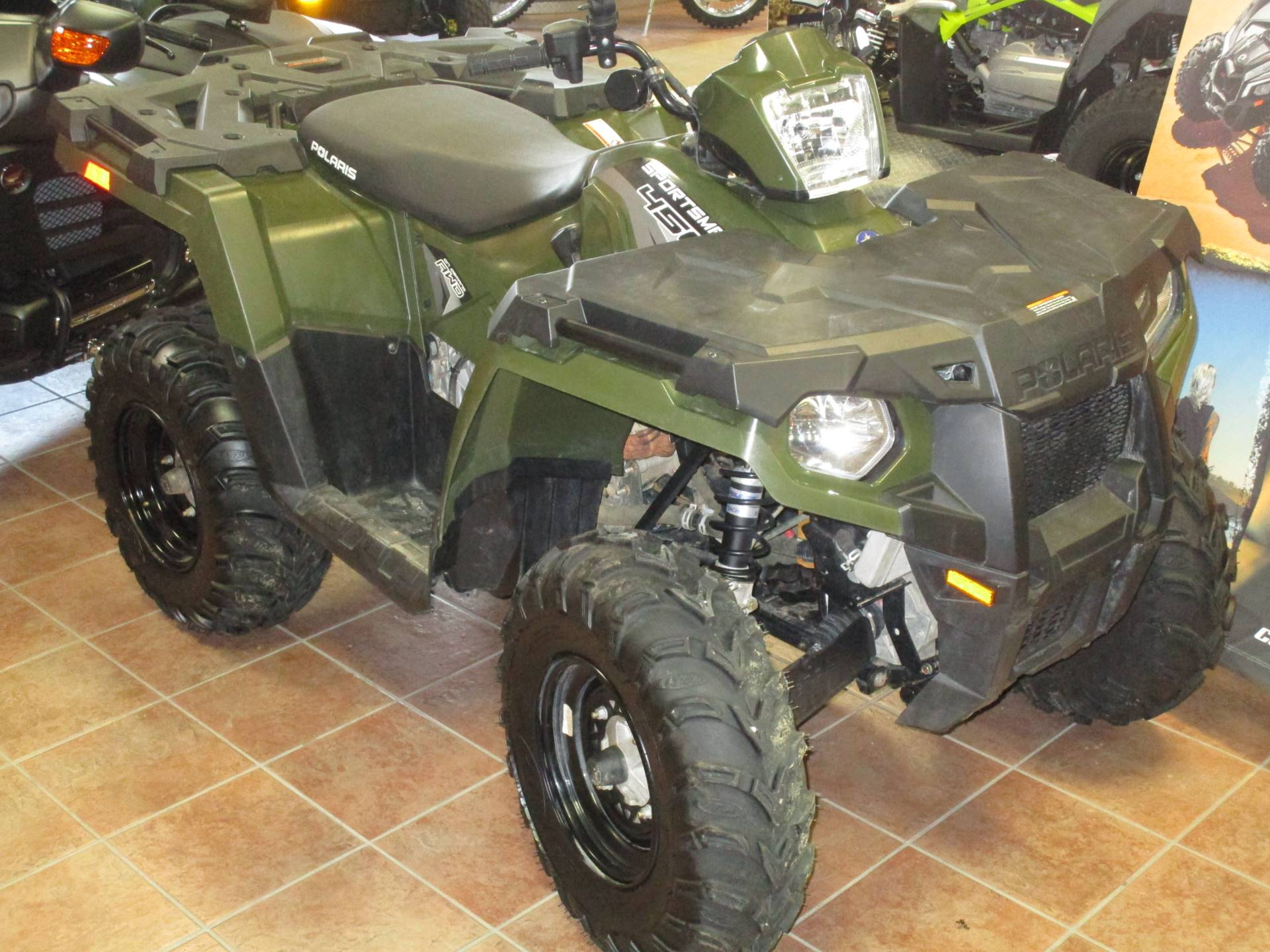 2017 Polaris Sportsman 450 H.O. in Conroe, Texas - Photo 2