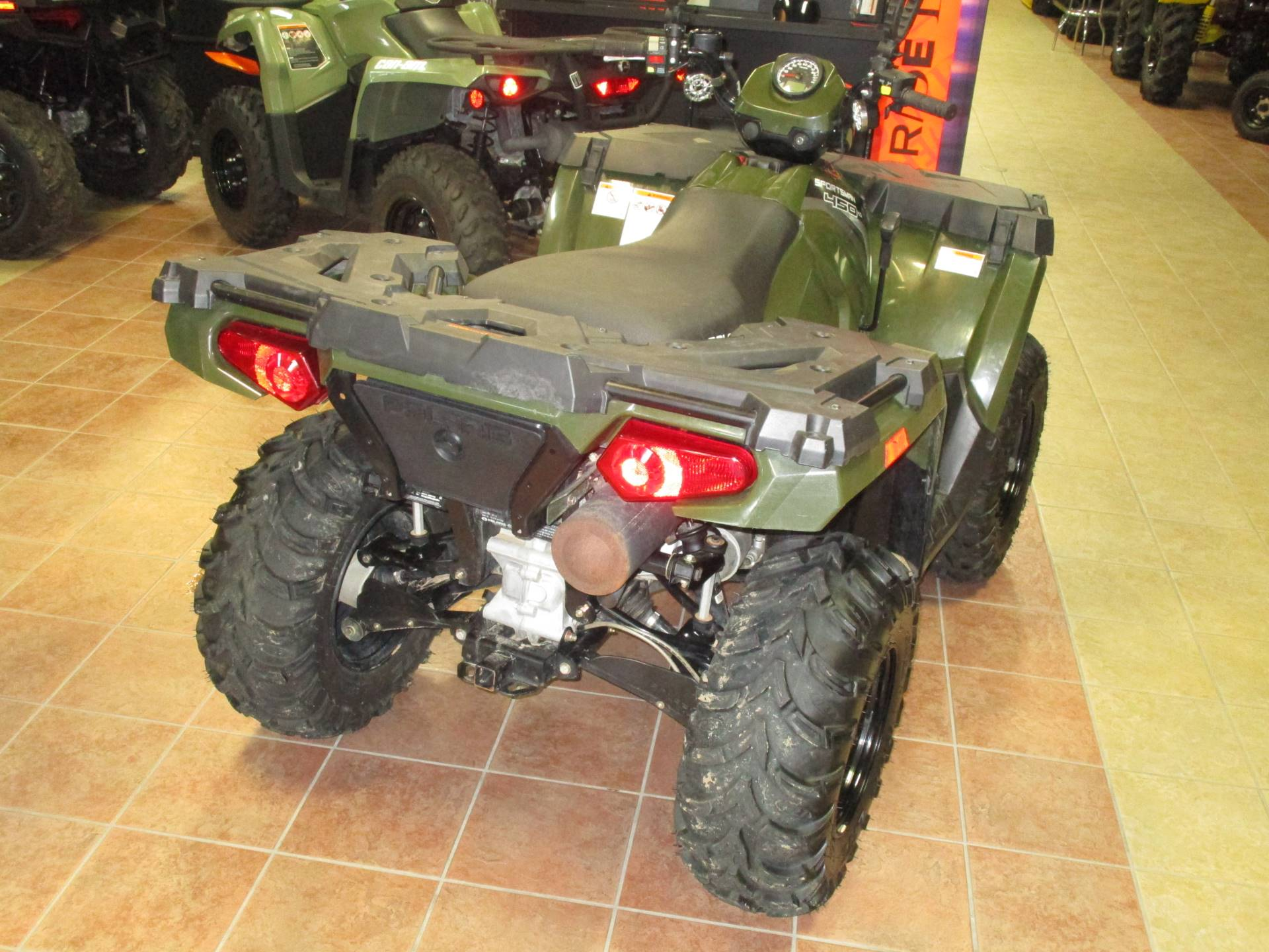 2017 Polaris Sportsman 450 H.O. in Conroe, Texas - Photo 4