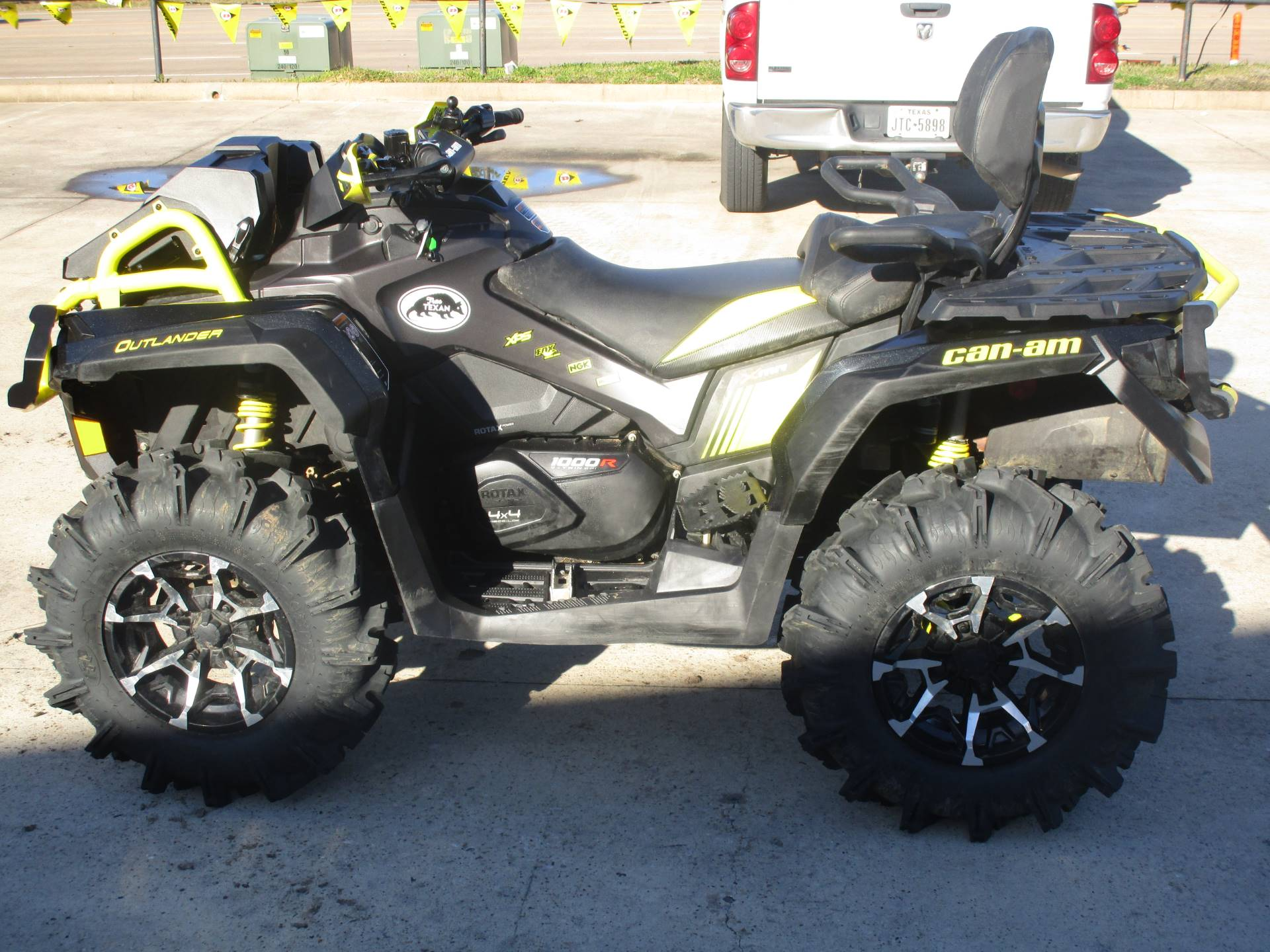 2018 Can-Am Outlander X mr 1000R for sale 28949