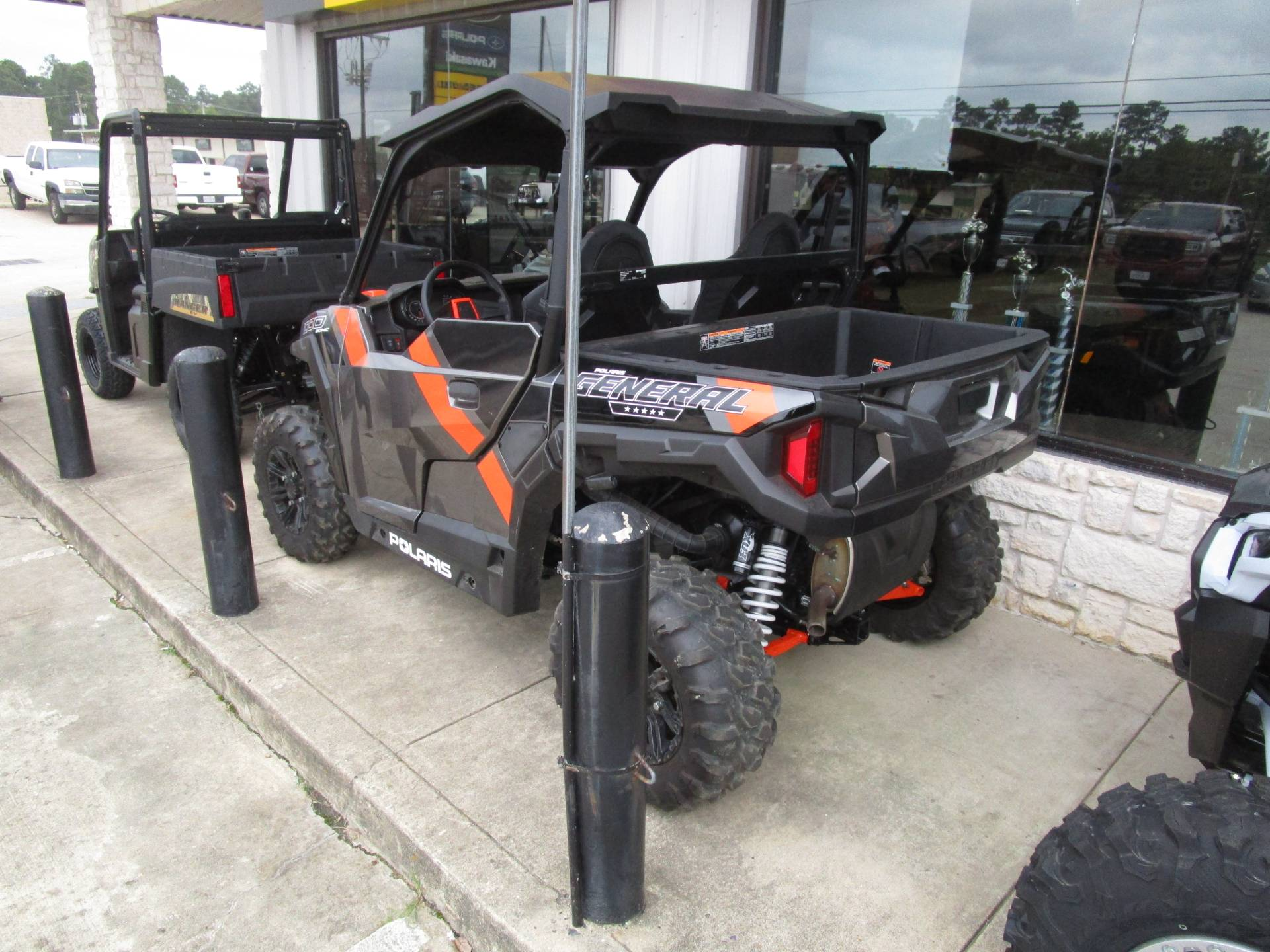 2018 Polaris General 1000 EPS Deluxe in Conroe, Texas - Photo 3