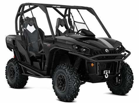 2017 Can-Am Commander XT-P 1000 in Conroe, Texas
