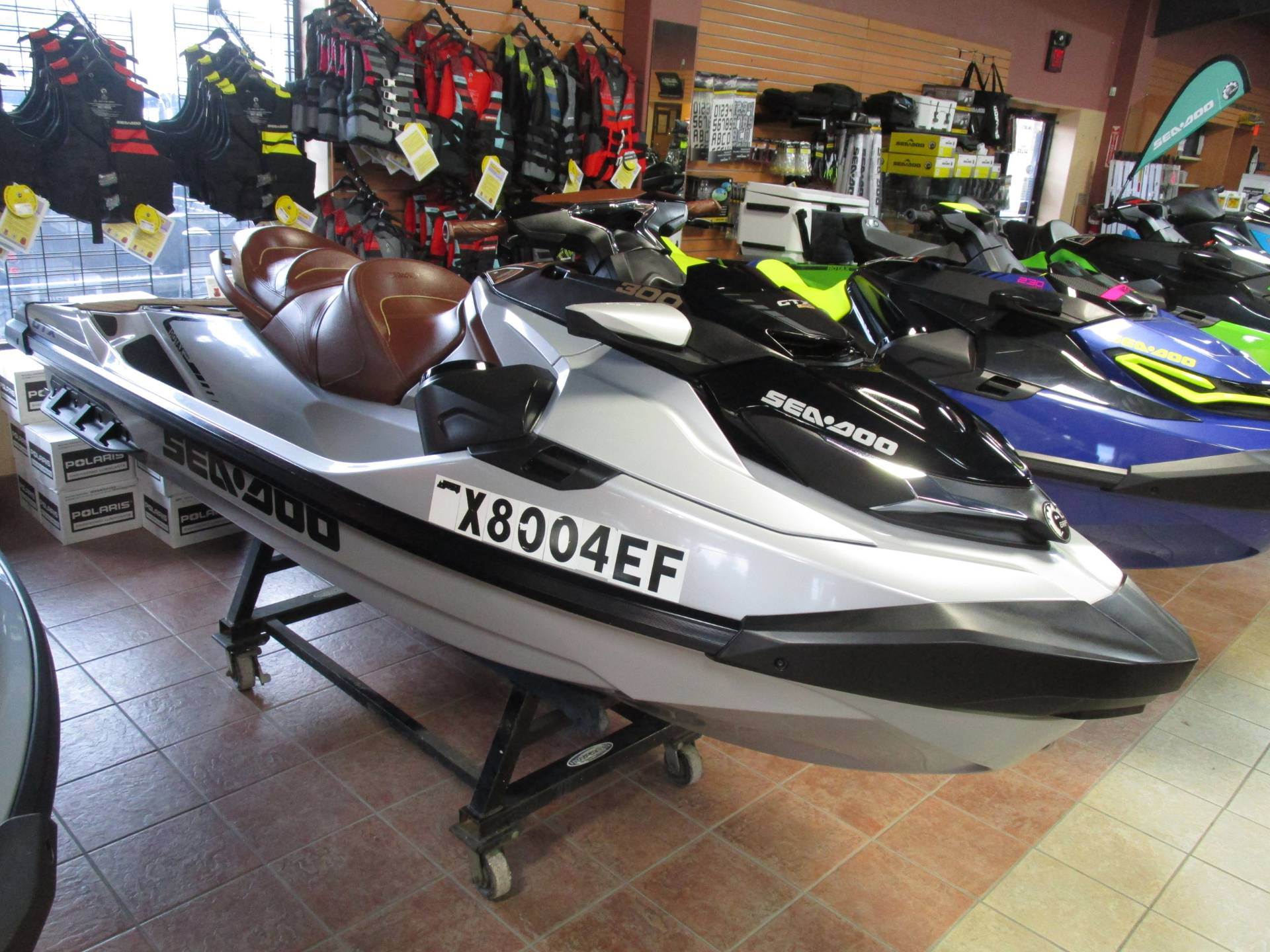 2018 Sea-Doo GTX Limited 300 + Sound System in Conroe, Texas - Photo 1