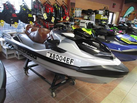 2018 Sea-Doo GTX Limited 300 + Sound System in Conroe, Texas