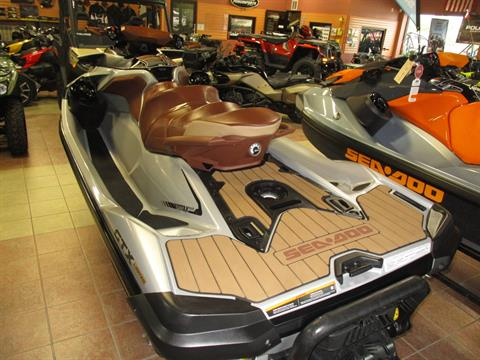 2018 Sea-Doo GTX Limited 300 + Sound System in Conroe, Texas - Photo 3