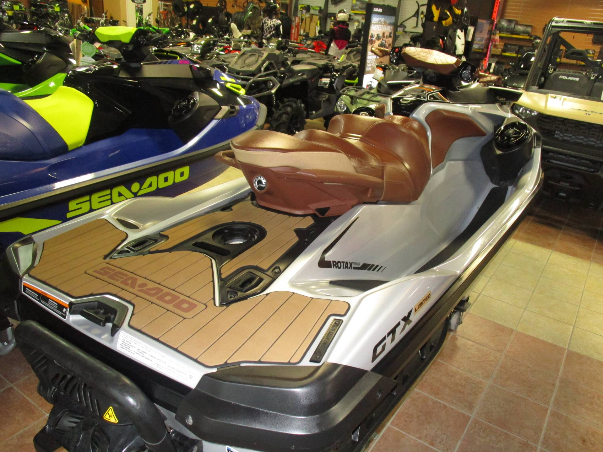 2018 Sea-Doo GTX Limited 300 + Sound System in Conroe, Texas - Photo 4