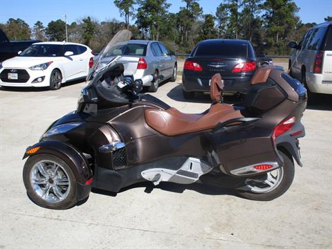 2012 Can-Am Spyder® RT Limited SE5 in Conroe, Texas