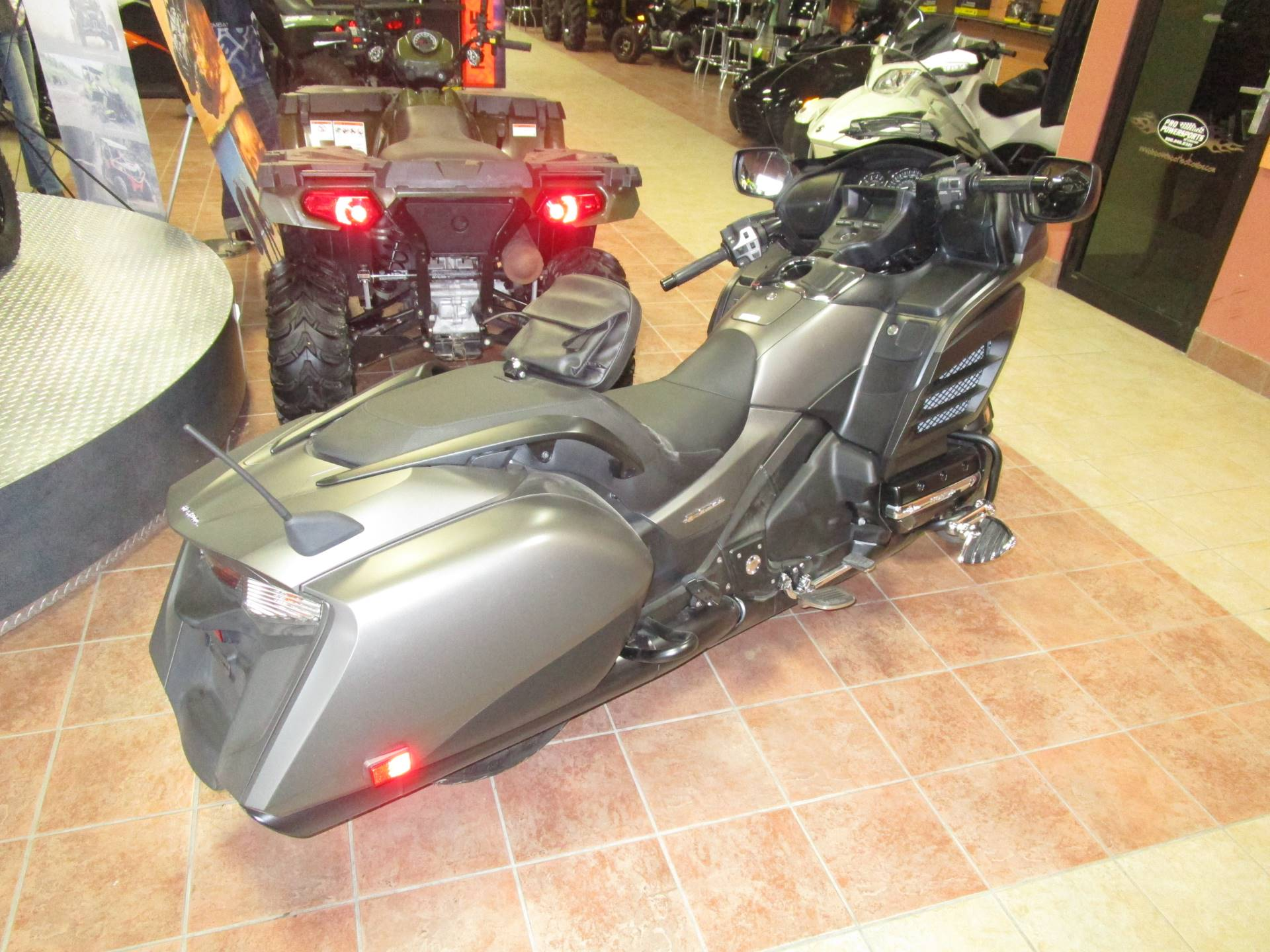 2016 Honda Gold Wing F6B Deluxe in Conroe, Texas - Photo 3