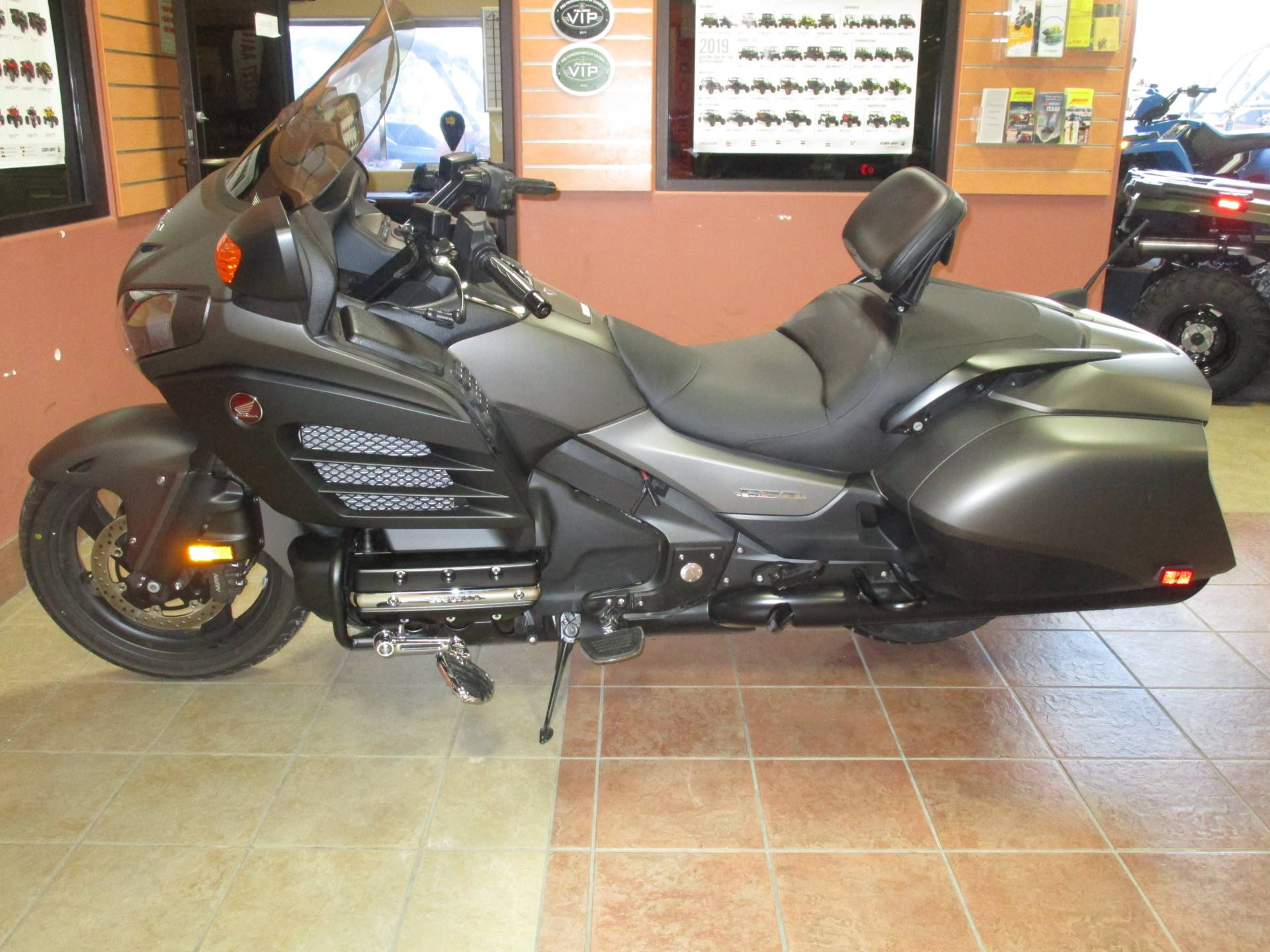 2016 Honda Gold Wing F6B Deluxe in Conroe, Texas - Photo 2