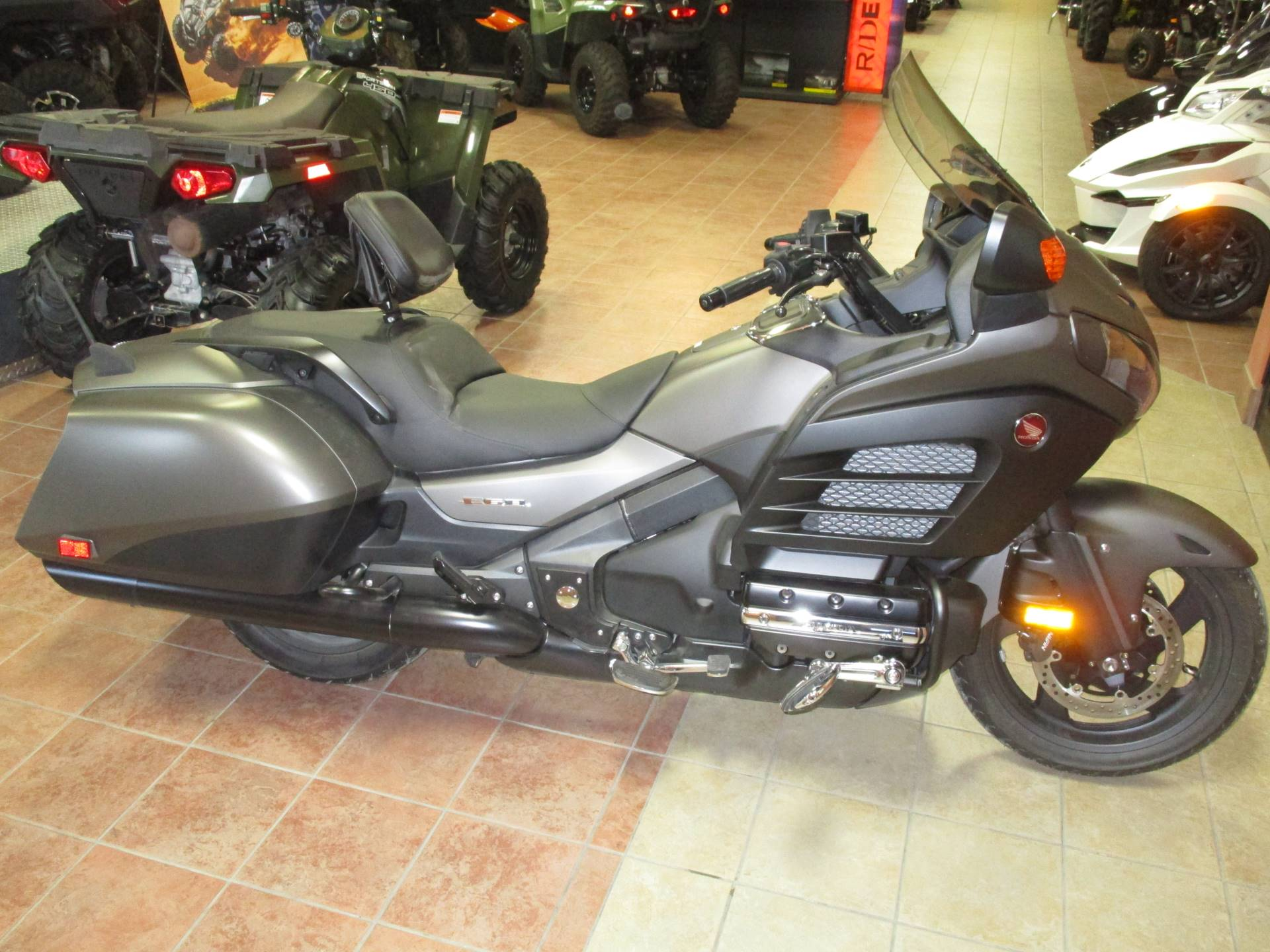 2016 Honda Gold Wing F6B Deluxe in Conroe, Texas - Photo 1