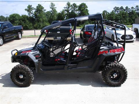 2012 Polaris Ranger RZR® 4 800 EPS Robby Gordon Edition in Conroe, Texas