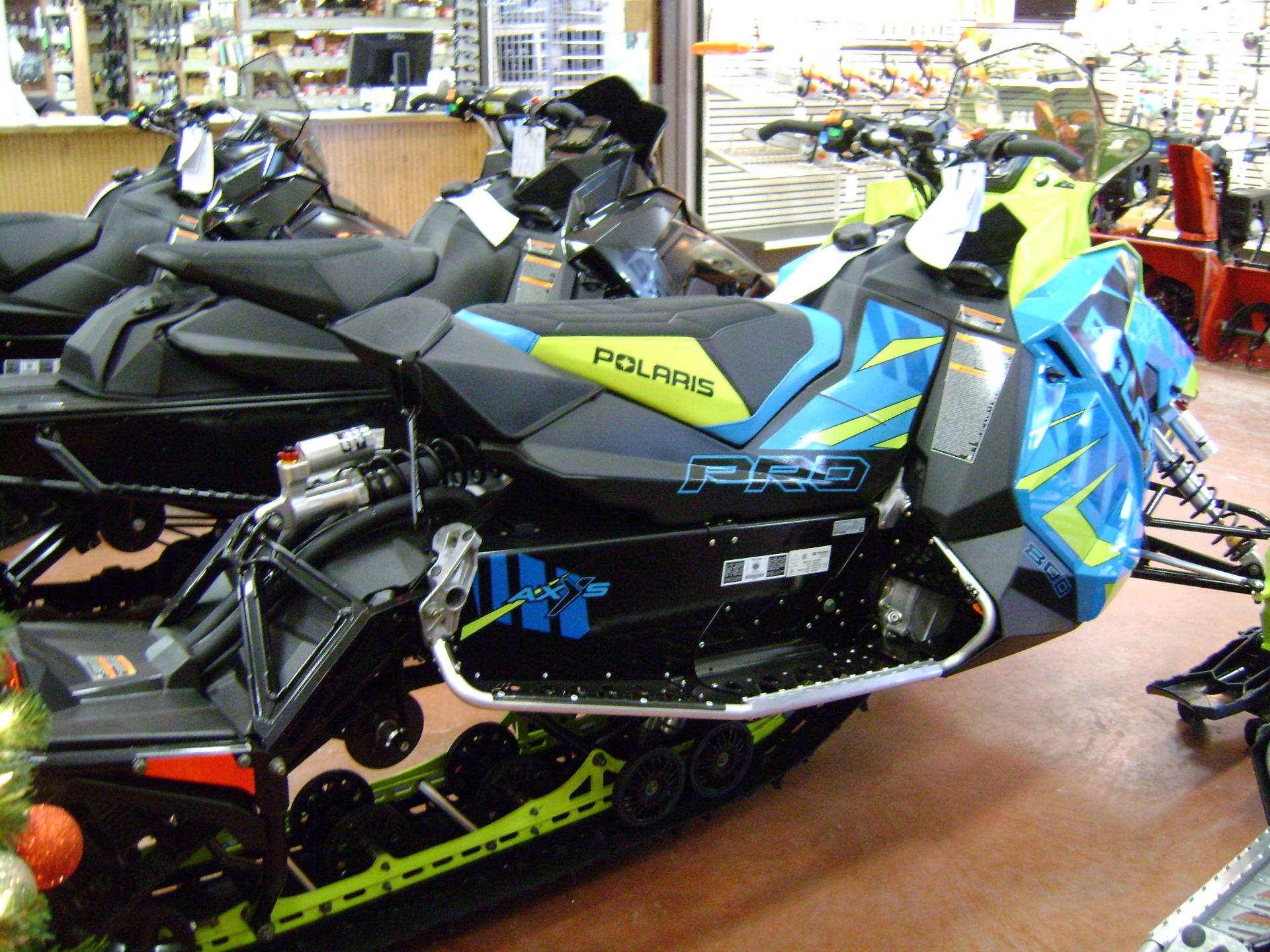 2020 Polaris 800 Switchback PRO-S SC in Mio, Michigan - Photo 2