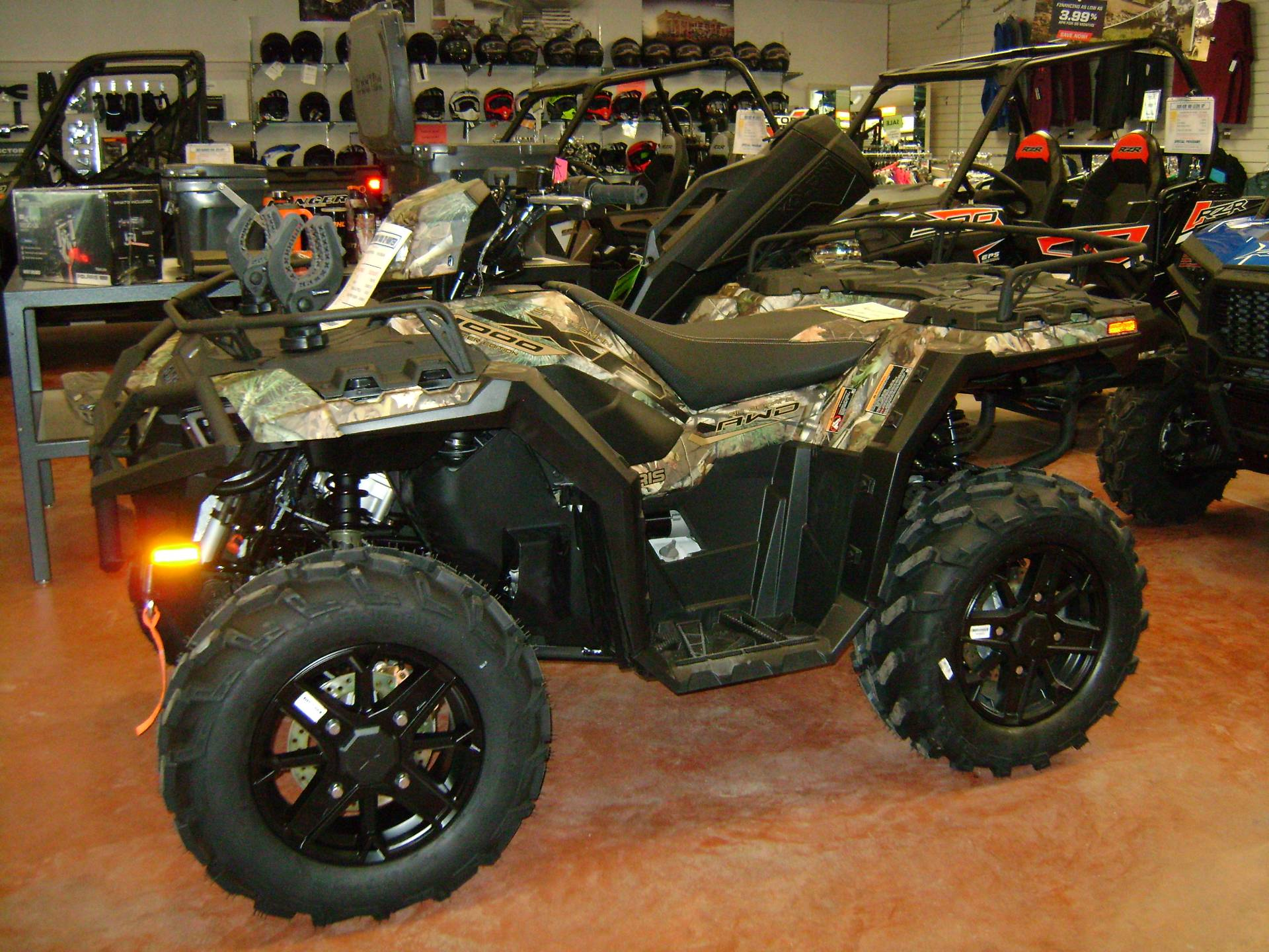 2020 Polaris Sportsman XP 1000 Hunter Edition in Mio, Michigan - Photo 1