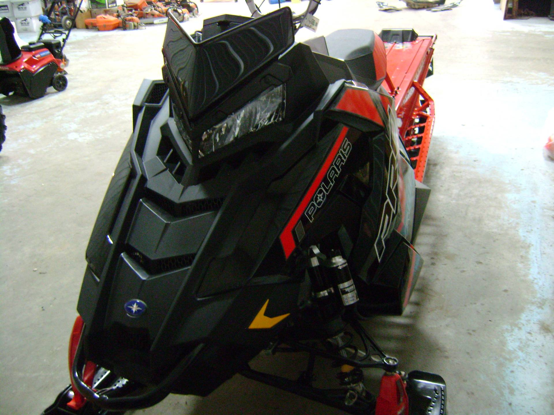 2021 Polaris 850 PRO RMK 155 2.6 in. Factory Choice in Mio, Michigan - Photo 1