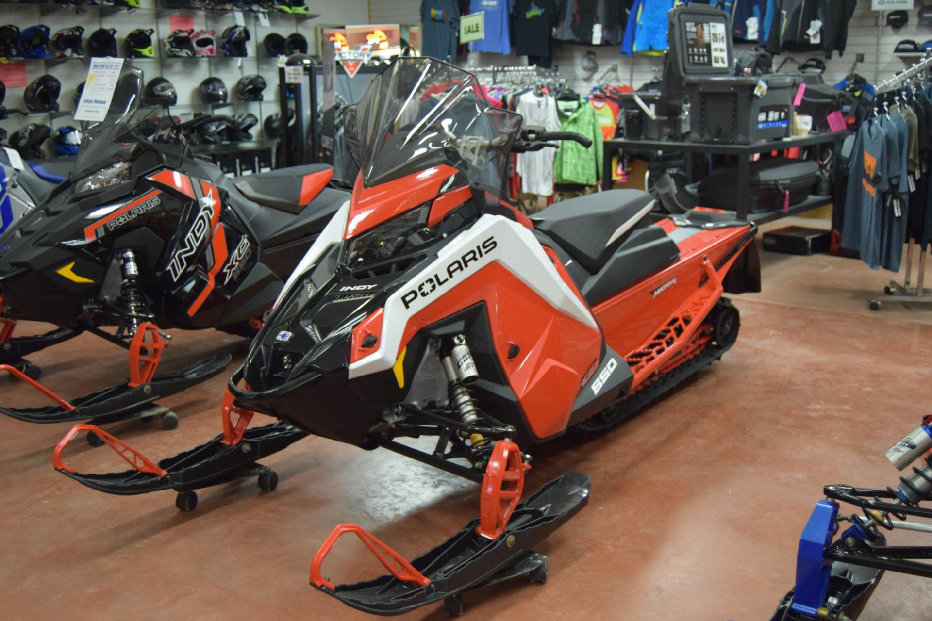 2021 Polaris 850 Indy XC 137 Launch Edition Factory Choice in Mio, Michigan - Photo 1