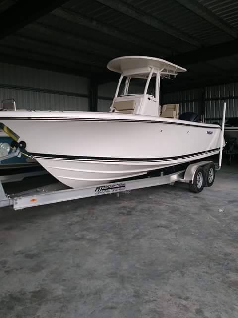 2018 Pursuit 238CC in Madisonville, Louisiana