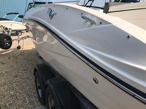 2017 Sea Ray 210 SPXO in Madisonville, Louisiana