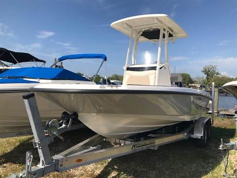 2018 BOSTON WHALER 210 Dauntless in Madisonville, Louisiana