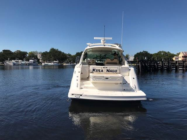 2014 Sea Ray 410 Sundancer in Madisonville, Louisiana