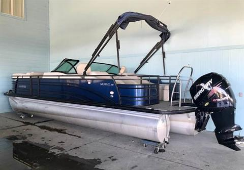 2016 Harris Flotebote 250 SOLSTICE DUAL CONSOLE in Madisonville, Louisiana
