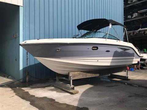 2018 Sea Ray 250 SLX in Madisonville, Louisiana