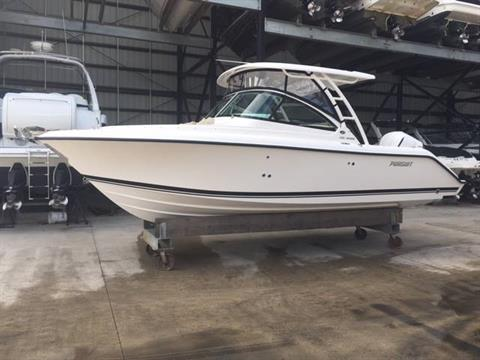 2018 Pursuit 235 DC in Madisonville, Louisiana