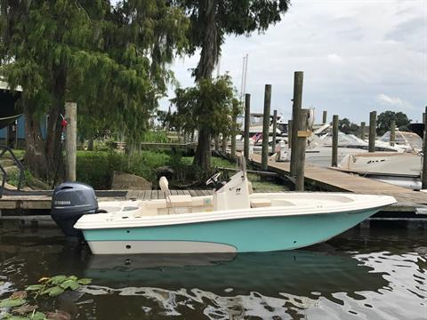 2016 Carolina Skiff 19 SEA SKIFF in Madisonville, Louisiana