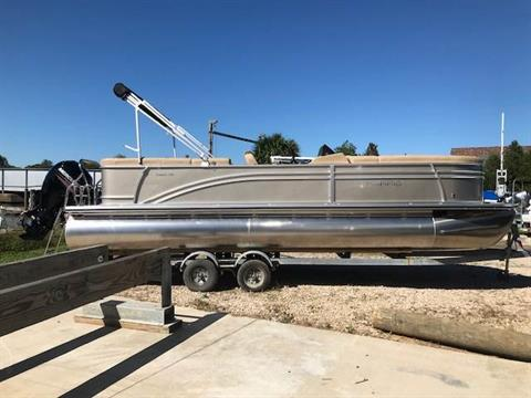 2018 Harris Flotebote 240 CRUISER in Madisonville, Louisiana
