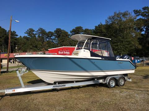 2017 Pursuit C260 in Madisonville, Louisiana