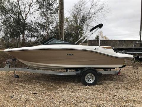 2018 Sea Ray 19 SPX in Madisonville, Louisiana