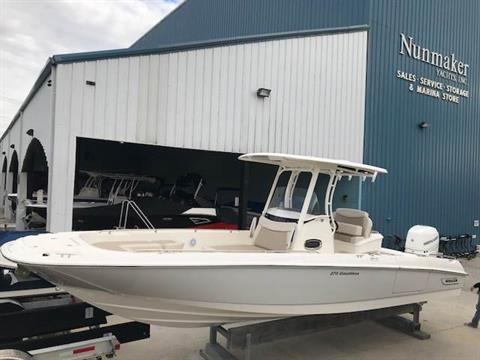 2018 BOSTON WHALER 270 DAUNTLESS in Madisonville, Louisiana