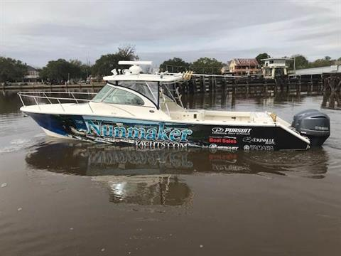 2006 Pursuit 3480 DRUMMOND ISLAND RUNNER in Madisonville, Louisiana
