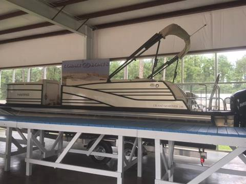 2018 Harris Flotebote Grand Mariner in Madisonville, Louisiana