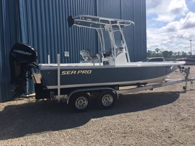 2017 Sea Pro 228DLX in Madisonville, Louisiana