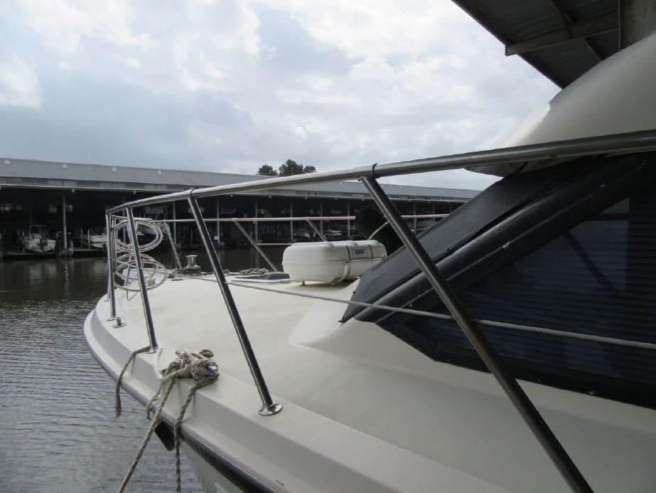 1991 Hatteras 52 Cockpit Motor Yacht in Madisonville, Louisiana