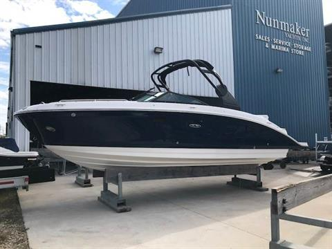 2018 Sea Ray 270 SDX in Madisonville, Louisiana