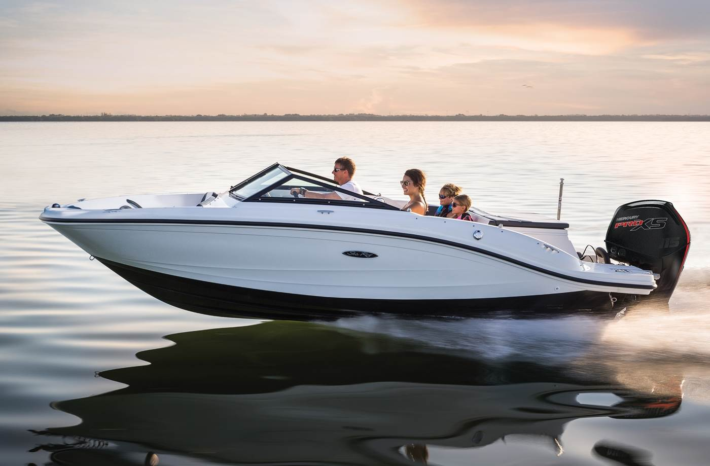 2017 Sea Ray 19 SPX OUTBOARD in Madisonville, Louisiana