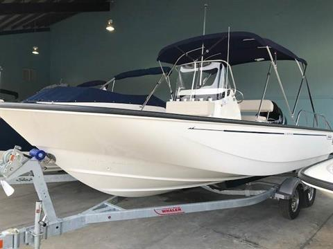 2018 BOSTON WHALER 210 Montauk in Madisonville, Louisiana