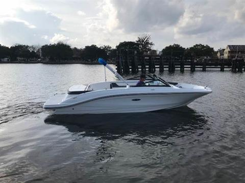 2018 Sea Ray 210 SPX in Madisonville, Louisiana