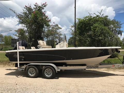 2016 Sea Chaser 21 LX Bay Runner in Madisonville, Louisiana